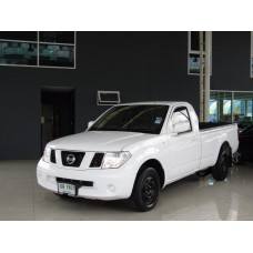 ดาวน์ 9,900 บาท NISSAN NAVARA กระบะหัวเดียว 2.5 สีขาว ปี 2013 รถสวยมากค่ะ