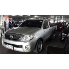 รถกระบะ Toyota VIGO หัวเดียว 2.5 J ดีเซล สวยมาก